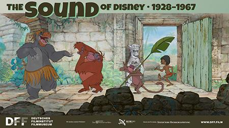 The Sound of Disney 1928-1967